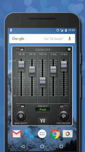 Music Volume EQ + Bass Booster for oneplus 6 - free download APK