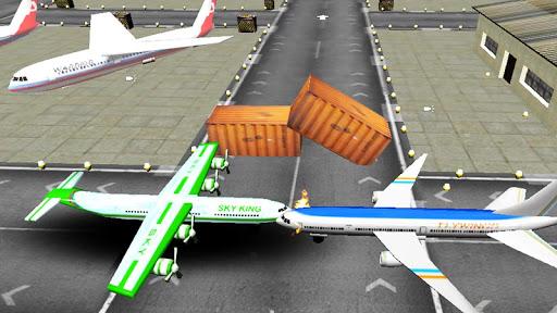 Airport Plane Parking 3D