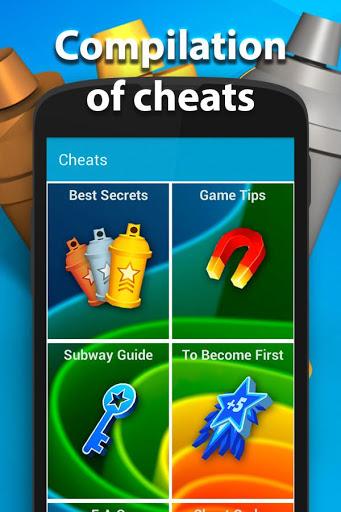 Cheats for Subway Surfers for Motorola Moto E4 Plus - free download