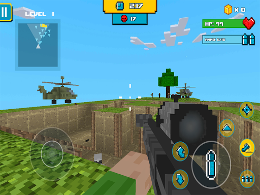Free download Skyblock Island Survival Games APK for Android