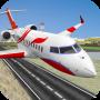 icon City Airplane Pilot Flight