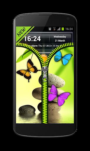 Zip Lock Screen Prank