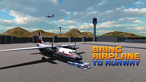 Airport Flight Ground Staff