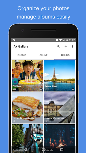 A+ Gallery Photos & Videos for infocus S1 - free download