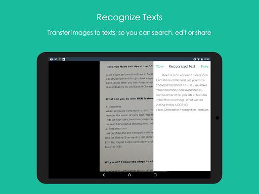CamScanner -Phone PDF Creator for Samsung Galaxy J7 Pro - free