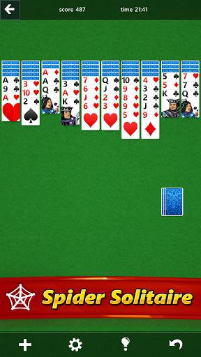 spider solitaire free download windows 8.1