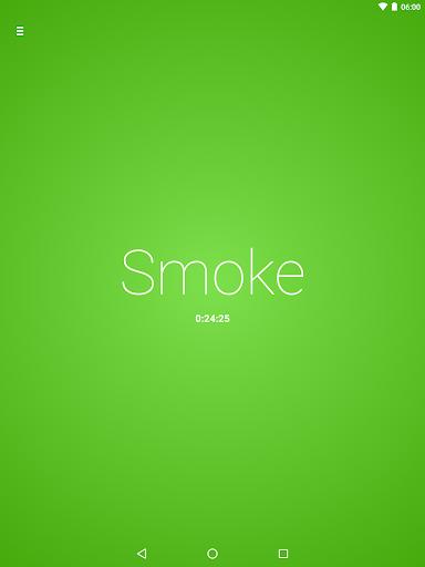 Quit smoking slowly - SmokeFree