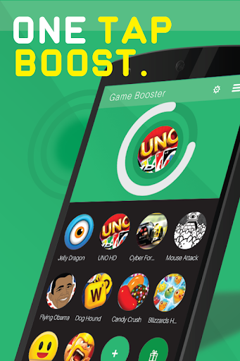 Game Booster - Speed Up Phone for Oppo A37 - free download APK file