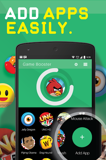 Game Booster - Speed Up Phone for Xiaomi Redmi 4X - free