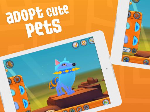 Animal Jam - Play Wild! for Samsung Galaxy Y S5360 - free