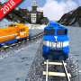 icon Train Racing 3D-2018