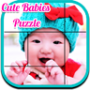 icon Cute Babies Jigsaw Tile Puzzle