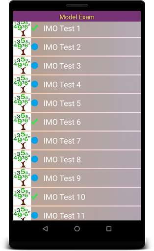 Free download IMO 2 Maths Olympiad APK for Android