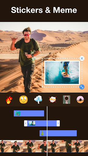 Vlog Editor for Vlogger & Video Editor Free- VlogU
