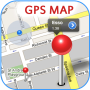 icon GPS Map Free