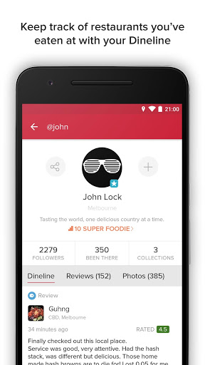 Free download Zomato - Restaurant Finder APK for Android