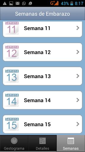 d78457982 Gestograma y Calculadora de embarazo Facemamá for Vivo Y21L - free ...