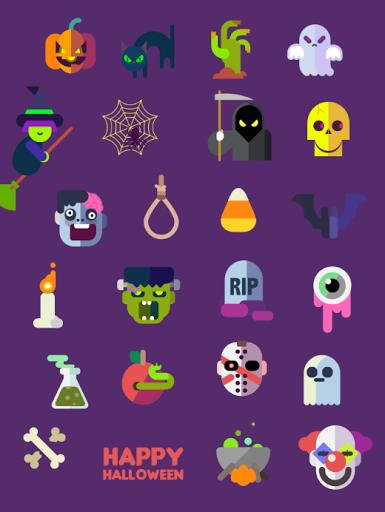 Halloween - Photo Grid Plugin
