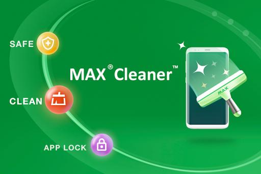 MAX Cleaner - Phone Cleaner & Antivirus