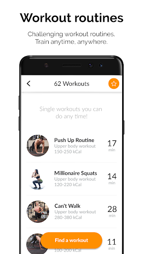 Free download Madbarz - Bodyweight Workouts APK for Android
