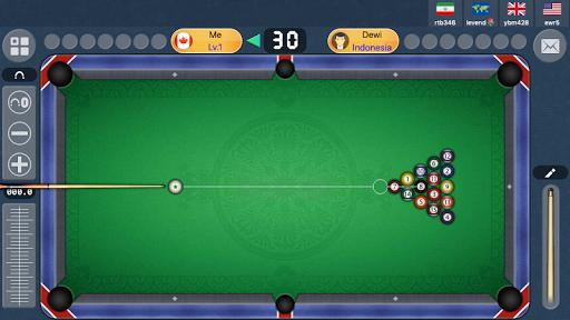 9 Pool ball - 2017