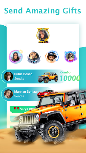 YoYo -Chat Room, Meet Me, Voice Chat, Group Chat