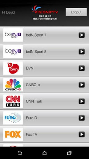 VisionIPTV - Turkish World TV