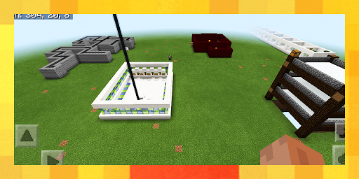 Exciting Mini Games. Map for MCPE