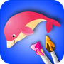 icon Coloring Book for Kids: Animal