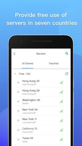 FlyVPN (Free VPN, Pro VPN) for Lyf Flame 3 - free download APK file