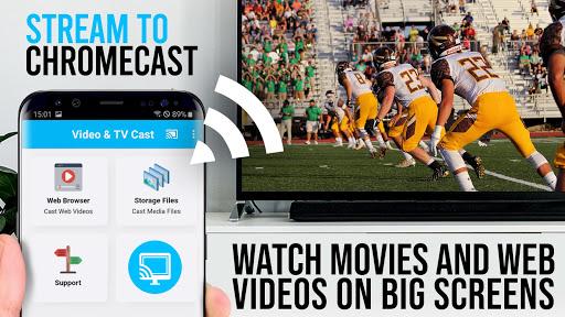 Video & TV Cast | Chromecast