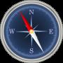 icon Kompas met GPS