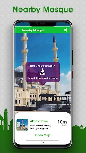 Prayer Times & Qibla for Samsung Galaxy J6 (2018) - free