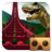 icon Real Dinosaur RollerCoaster VR 2.0