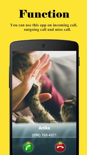 Full Screen Caller ID for Xiaomi Redmi Note 4X - free download APK