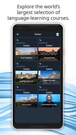 Learn 163 Languages Free | Bluebird