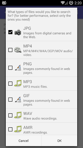 digital image recovery v 1.47 gratuit