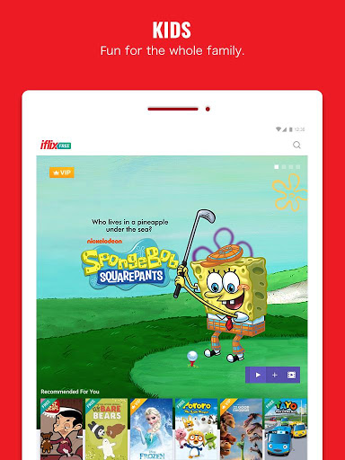 iflix for TCL 560 - free download APK file for 560