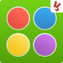 icon Colors Learning Game