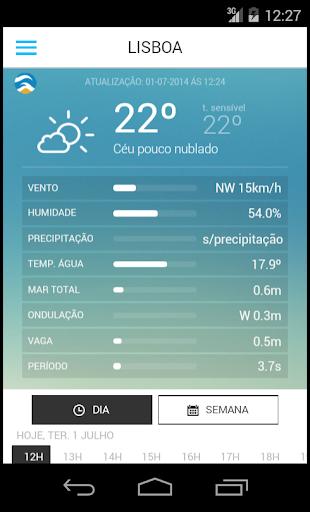 Weather @ IPMA