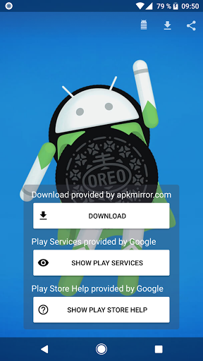 Version for Play Store for Samsung Galaxy J3 Pro - free download APK