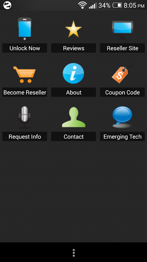 Unlock My Phone for Sharp Aquos 507SH - free download APK