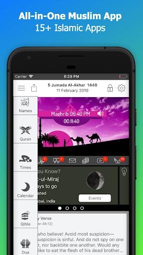 Islamic Calendar: Ramadan 2017, Quran, Prayer Time