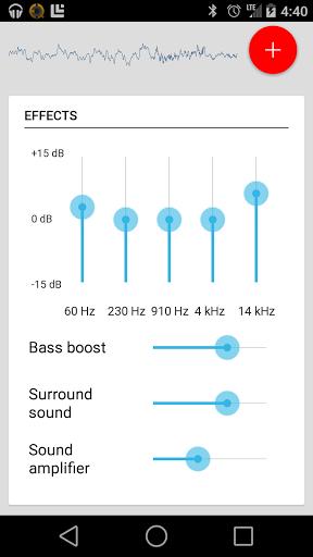 Equalizer for LG V30 - free download APK file for V30
