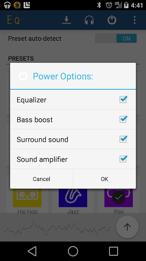Equalizer for Sony Xperia XA1 - free download APK file for