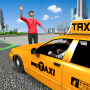 icon City Taxi Driving simulator: online Cab Games 2020