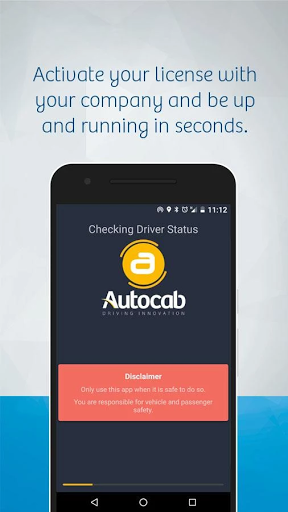 Autocab Driver Companion