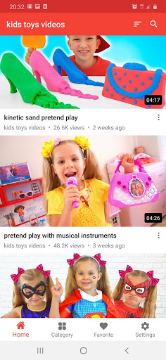 kids toys videos fun shows for kids