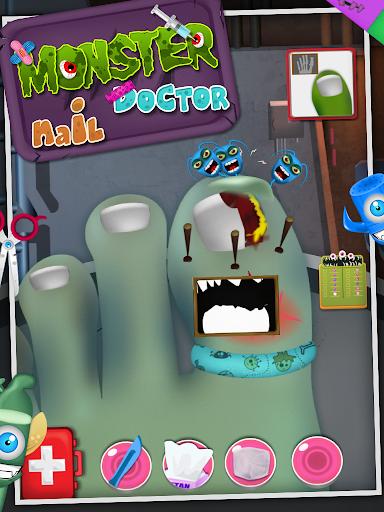 Monster Nail Doctor