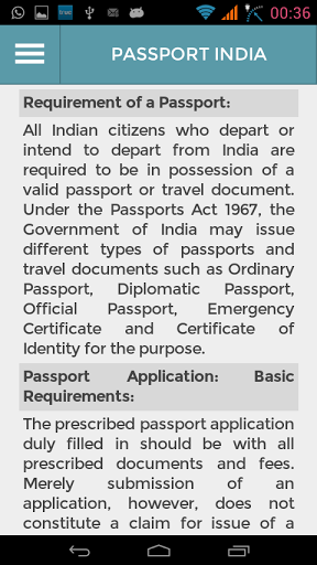 Free download Passport India Passport Seva APK for Android